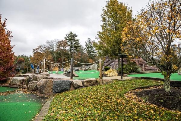 Starland Sportsplex Mini Golf