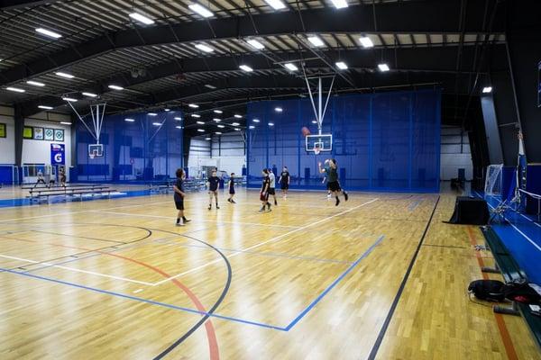 Starland Sportsplex Basketball Court