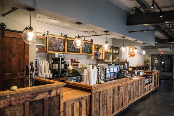 Fuel Coffee at Starland Sportsplex