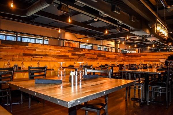 Bar and restaurant inside Sports Complex Pennsylvania