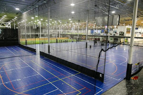 Indoor Volleyball Courts at Spooky Nook Sports Complex