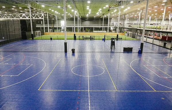 Indoor Volleyball Courts in Pennsylvania