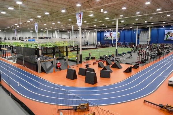 Indoor Track in Pennsylvania