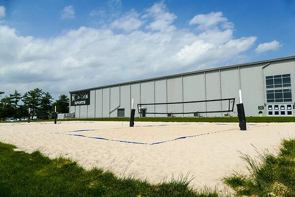 Sand Volleyball Court in Pennsylvania