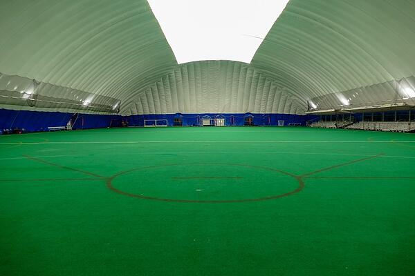 Indoor Field Hockey Field - Climate Controlled