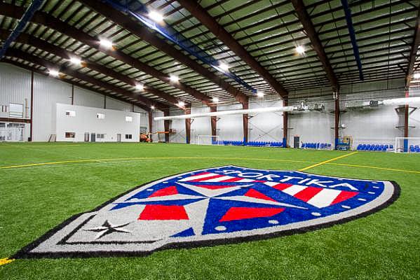 Indoor Turf Field in New Jersey