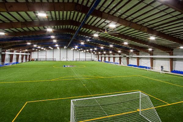 Indoor Turf Field at Sportika New Jersey