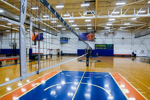 Volleyball at Competitive Edge Sports