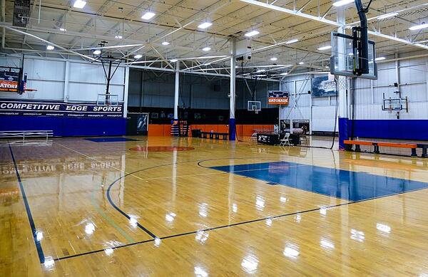 Basketball Courts in Pennsylvania