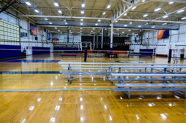 Volleyball Courts in King of Prussia