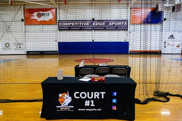Competitive Edge Sports Basketball Courts in King of Prussia