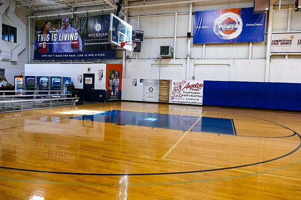 Basketball Court - King of Prussia, PA