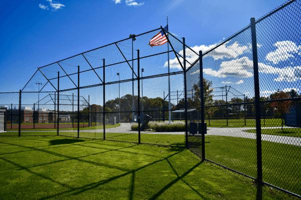 Baseball Diamond in Franklin, MA