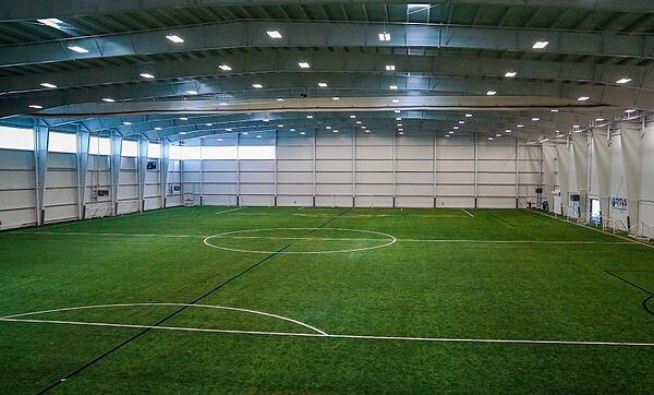 Indoor Field at 76ers Fieldhouse