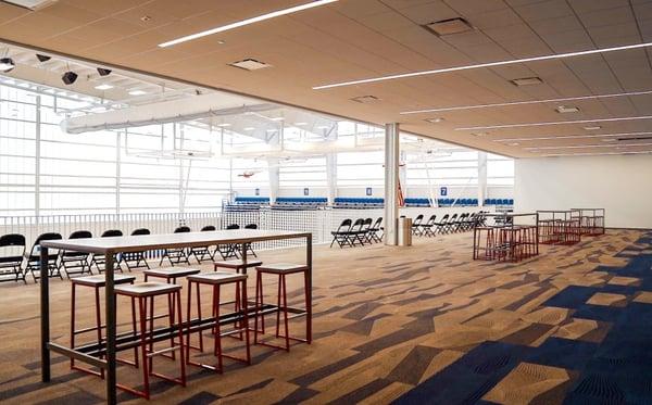Event Space at 76ers Fieldhouse (Wilmington, DE)