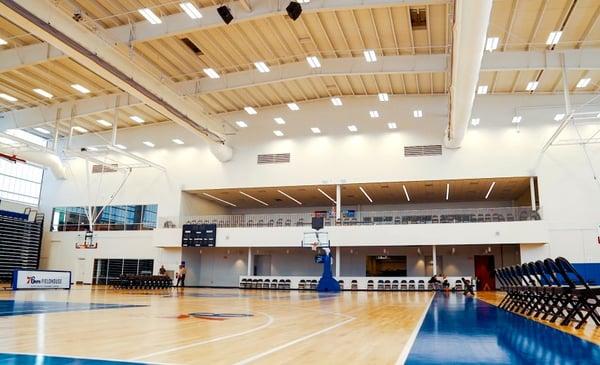 Sports Complex in Wilmington, DE (76ers Fieldhouse)