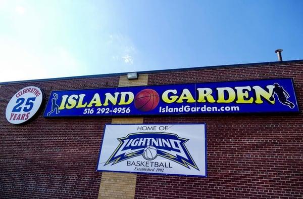 Island Garden Basketball