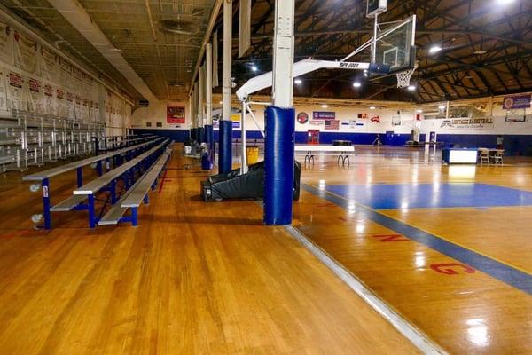 Long Island Basketball Court