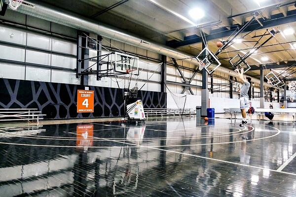 Basketball Gyms in New York