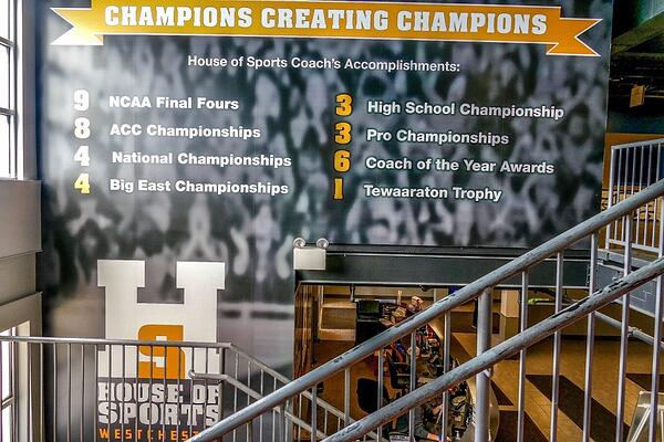 House of Sports Complex West Chester, New York