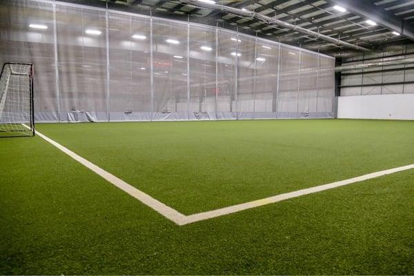Indoor Turf Field in New York