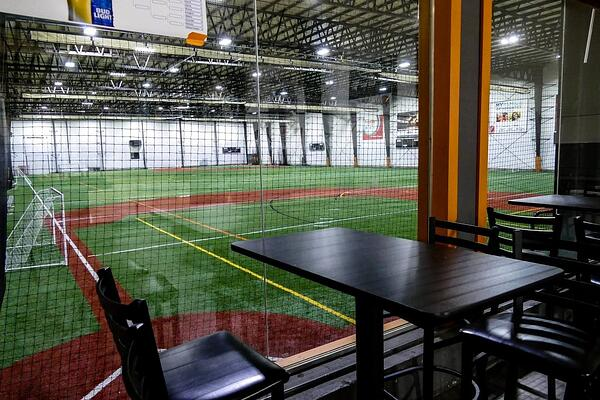 Indoor Turf Field at Insports Center