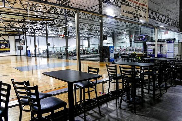 Indoor Hardwood Courts Connecticut