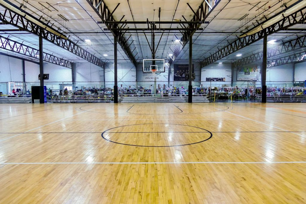 Insports Center Basketball Courts