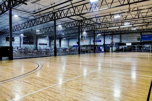 Basketball Courts at Insports Centers
