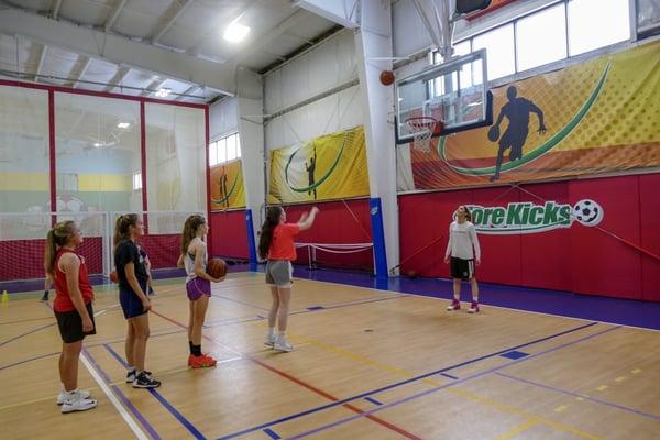 Basketball Training in Boston