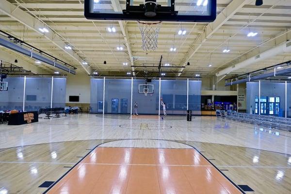 Basketball Gym Boston, Massachusetts
