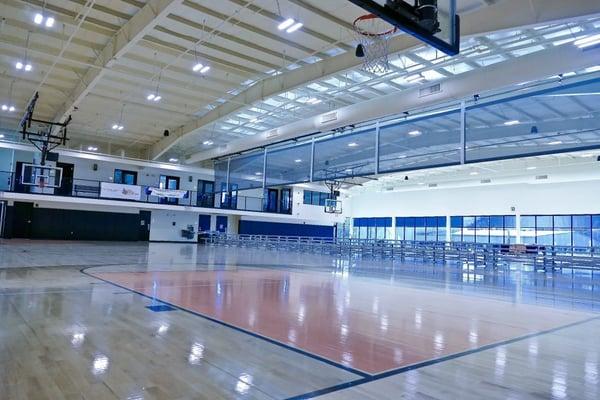 Basketball Courts Boston