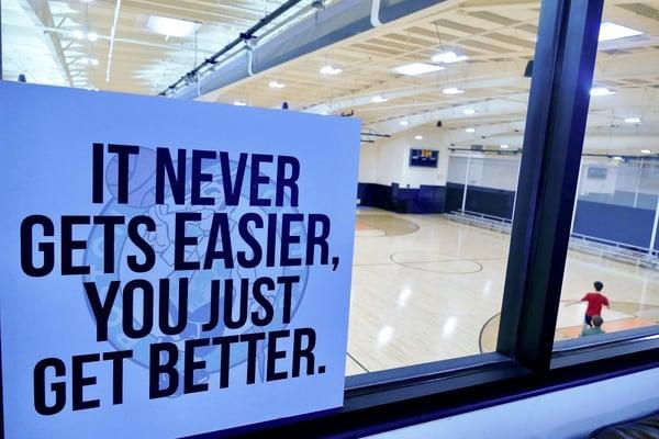 Dana Barros Basketball Club Massachusetts