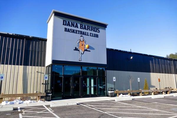 Dana Barros Basketball Club Sports Complex