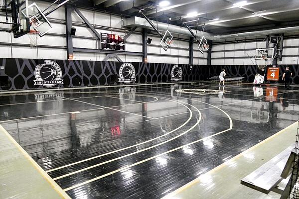 House of Sports Basketball Courts New York