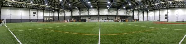Indoor Turf Field in Connecticut