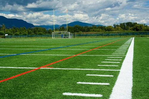 High School Turf Fields