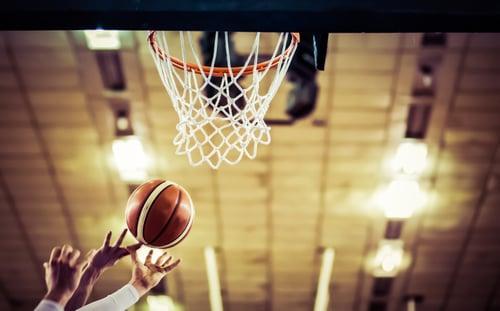 Basketball gym Boston
